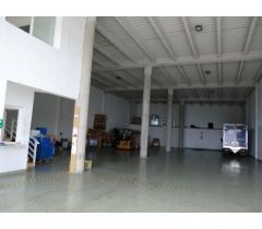 08-0019, Nave Industrial