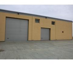 08-0018, Nave Industrial
